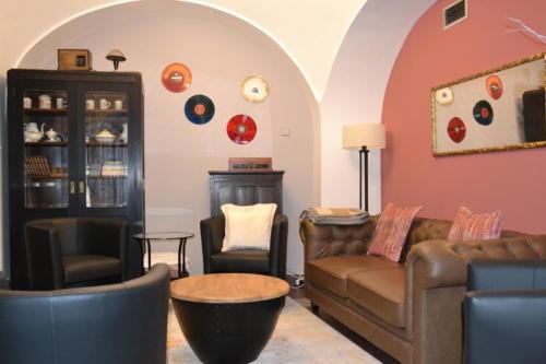 Relaxační a vzpomínková místnost