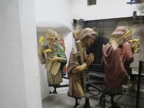 Vycházka: Apoštolové zblízka - 6. 1. 2015