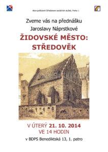 thumbnail of 21-10 přednáška Židovské Město – středověk