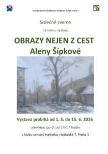 thumbnail of výstava Haštalka – A. Šípková